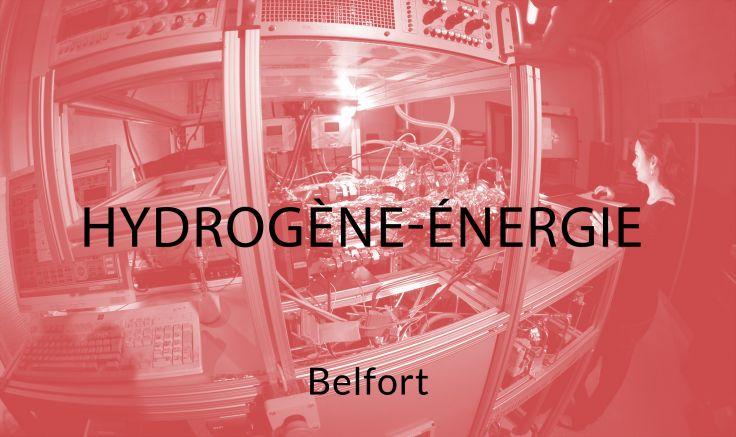 Pile à combustible - Belfort